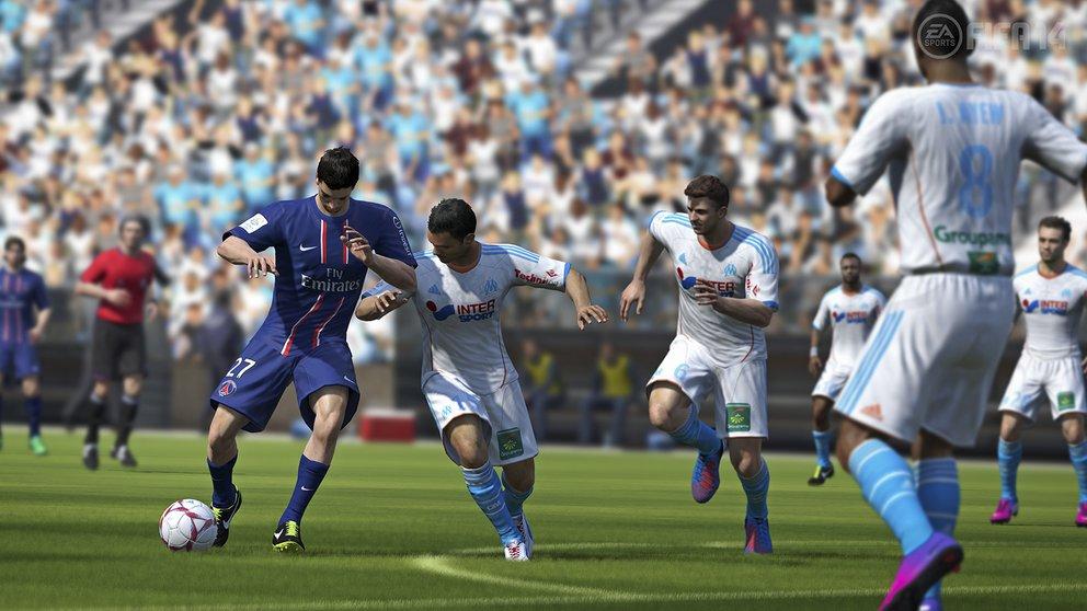 FIFA 14: Die ersten Infos, Screenshots & Videos zur Fußballsimulation