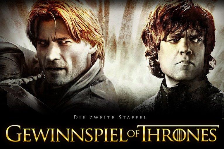 Game of Thrones: Gewinnspiel zum Verkaufsstart der 2. Staffel