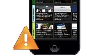 In eigener Sache: GIGA App (iOS) derzeit nicht nutzbar (Update)