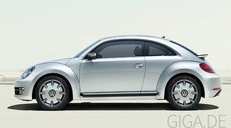 iBeetle: Volkswagen mit Sondermodell für Apple-Fans