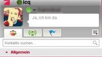 ICQ 2 go: der Überall-Chat