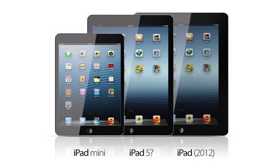 iPad 5: Massenproduktion soll im Juli beginnen - Veröffentlichung im September?