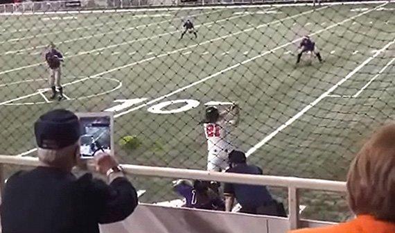 Video of the Day: iPad rettet Zuschauer vor Foul Ball