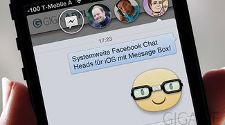 Message Box: Facebook Chat Heads für iOS systemweit installieren [Best of Cydia]