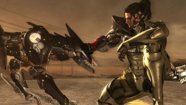Metal Gear Rising - Revengeance: Der Jetstream Sam DLC im Trailer