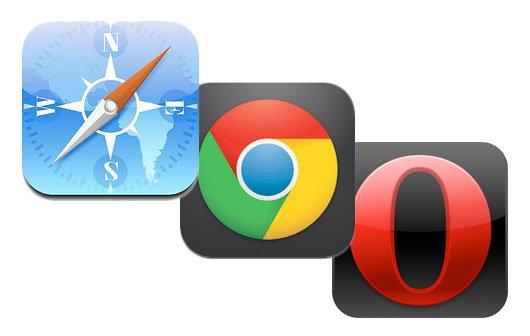 62 Prozent Marktanteil: Mobile Safari populärster Mobiler Browser