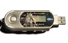 Kaputte MP3-Musikstücke reparieren - einen Versuch wert!