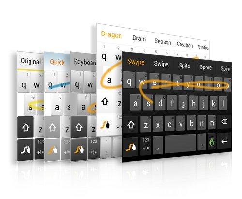 iOS-Bildschirmtastatur: Apple sprach mit Swype