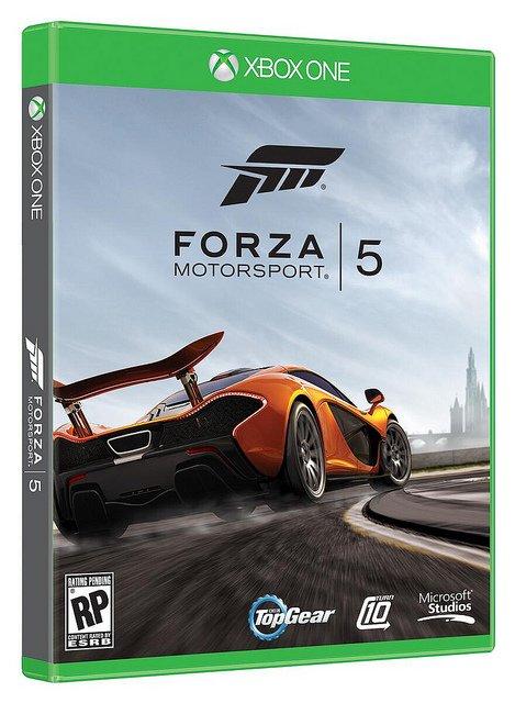 Forza 5 Boxart