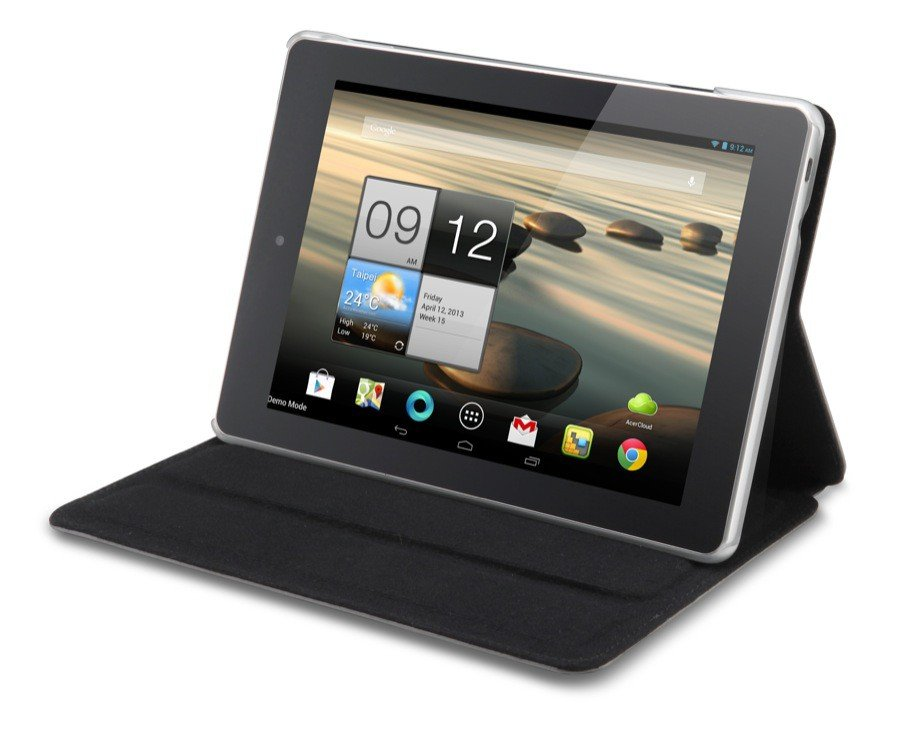 Acer Iconia A1 mit Zubehör