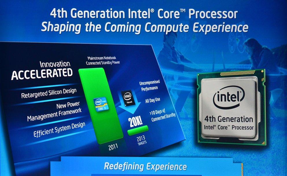 Intel 4th Gen Haswell