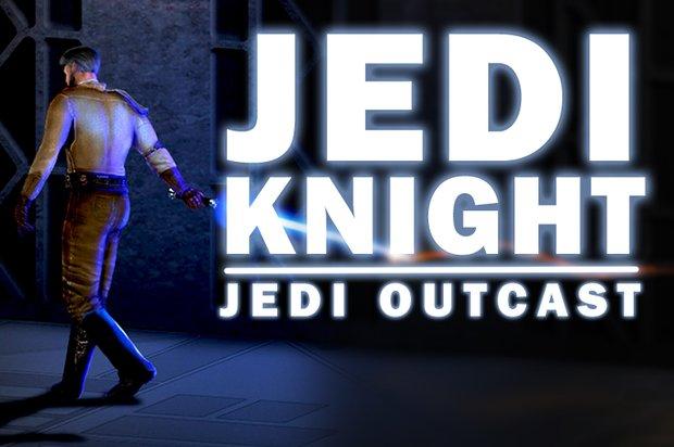 Retro Gameplay: Jedi Knight 2 - Jedi Outcast