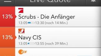 Live TV App neu für Android