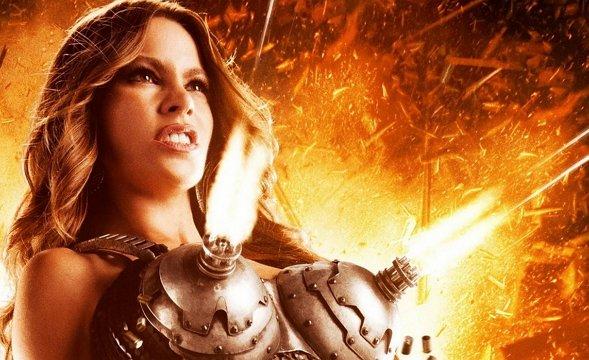 Machete Kills Trailer: Charlie Sheen, Lady Gaga und hochkalibrige BHs