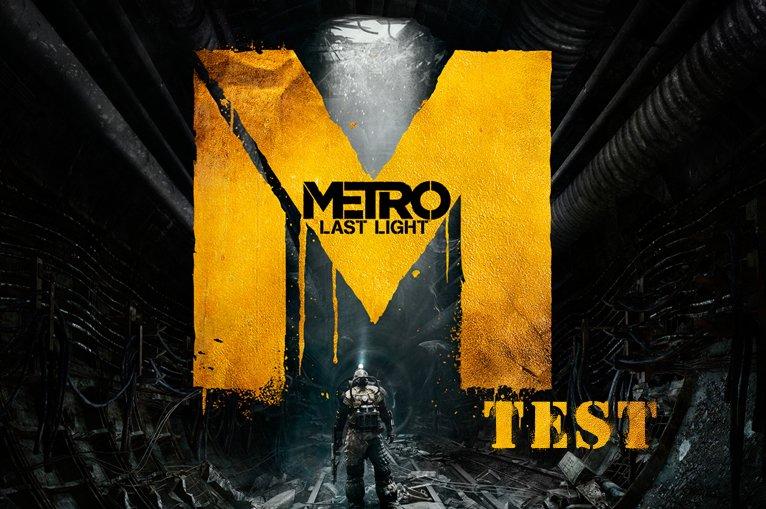 Metro Last Light Test: Das Licht am Ende des Tunnels