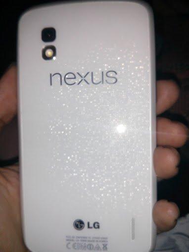 Nexus 4 weiß