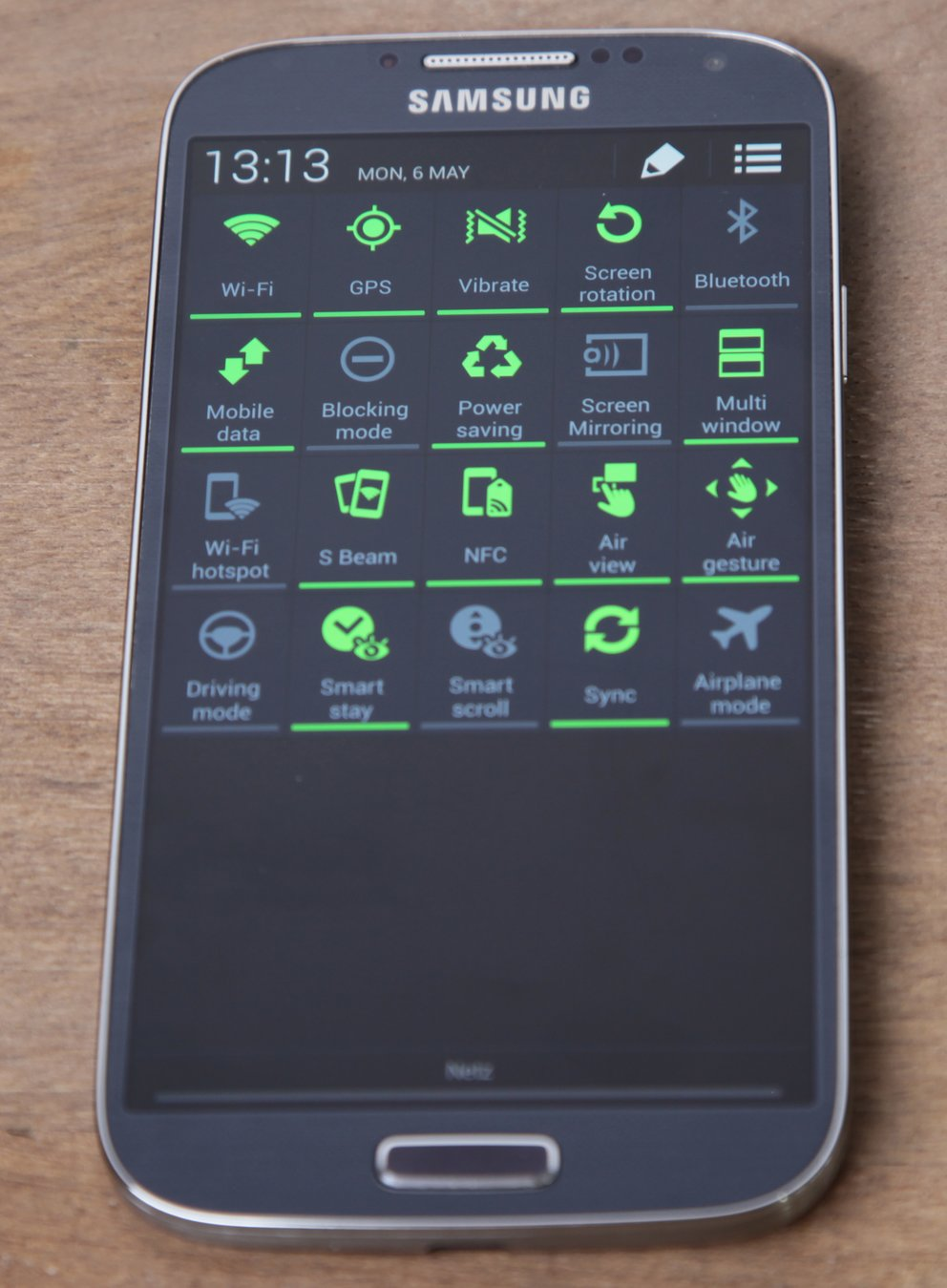 S4 Toggles