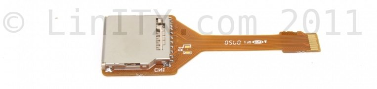 LinITX.com product SD-Micro to SD Card Adapter main image.