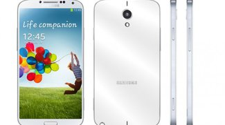 Foto-Leak: Samsung Galaxy Note 3 in voller Breitseite