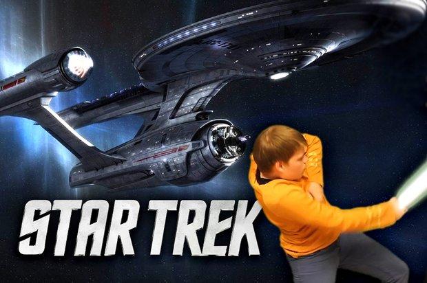 Star Trek von Uwe Boll, George Lucas & Co.