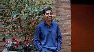 Sundar Pichai: Android 5.0 wird heute vorgestellt