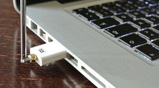 TV am Mac (DVB-T): Der Winzling tizi für Mac im Test