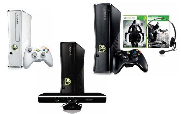 Xbox 360-Konsolen mit bis zu 25 % Rabatt bei Amazon