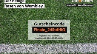 Champions League Finale live: HD für Smartphone, Tablet, PC und Mac