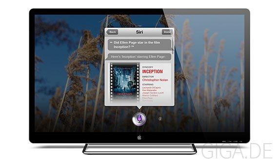Apple Fernseher: Neues Konzept zeigt Siri-Integration und intuitive Bedienung [Video]