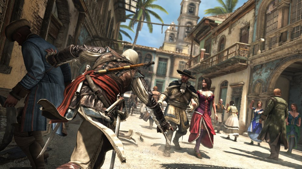Assassins Creed 4: Roman & Artbook angekündigt