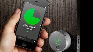 August: iPhone statt Haustürschlüssel