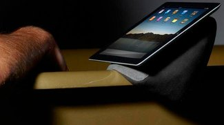 Sitzkissen für iPad und weitere Tablets: Boonbag classic (Test)
