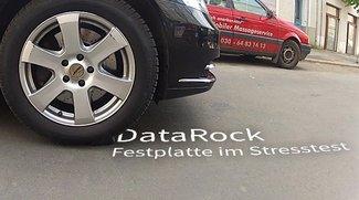 GIGA vs. dataROCK: Wenn Festplatten knacken