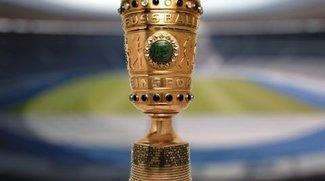 DFB-Pokal Viertelfinale und Auslosung heute im Live-Stream und TV