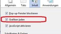 Firefox zeigt keine Bilder: Lösungswege für volle Grafikpracht