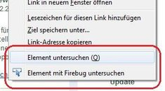 Firefox Quelltext anzeigen: Internetseiten im Code untersuchen