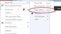 Firefox Add-ons manuell installieren - Anleitung