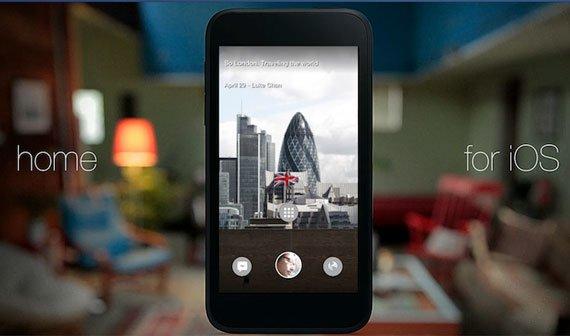 Facebook Home für iOS: Entwickler baut eigene Version