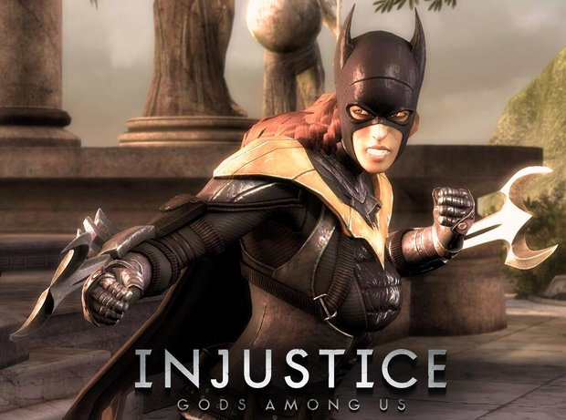 Injustice - Gods Among Us: Gameplay-Video zum Batgirl DLC