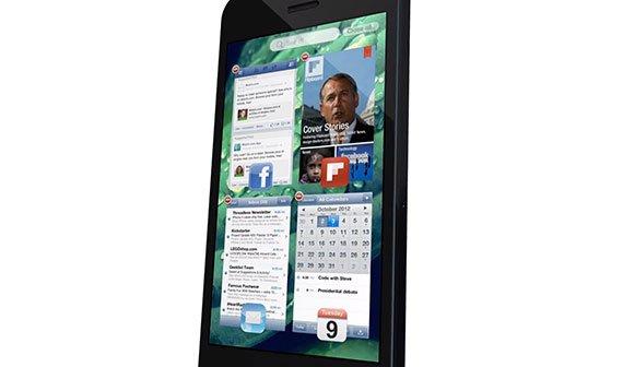 iOS 7: Wie Multitasking aussehen könnte [Design-Konzept]
