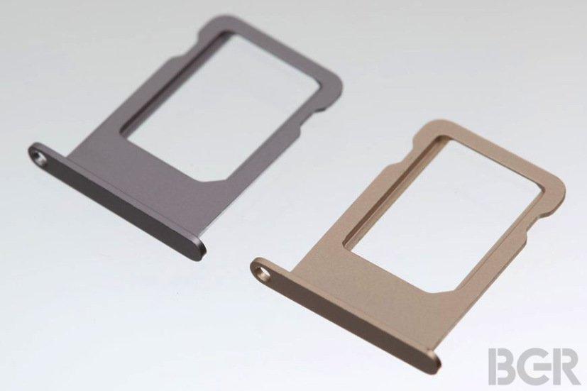 iPhone 5S: Neue Komponenten-Bilder deuten weitere Farben an