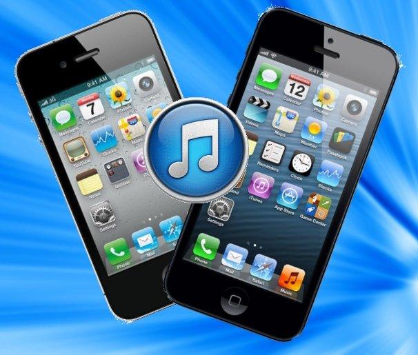 Die Verwendung von zwei iPhones in iTunes stellt kein Hindernis dar