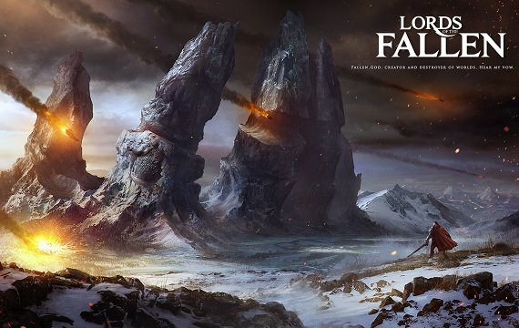 Lords of the Fallen: CI Games kündigt RPG für Next-Gen Konsolen & PC an