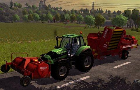 Landwirtschafts-Simulator 2013: Die Demo ist endlich da