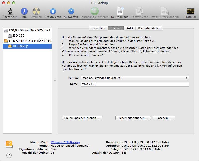 Mac festplatte löschen fehlgeschlagen medium konnte nicht deaktiviert werden
