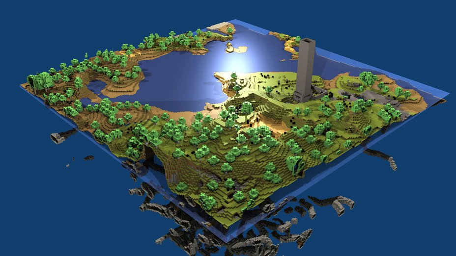 Minecraft Welt