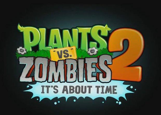 Plants vs. Zombies 2: Erscheint am 18. Juli - auf iOS & als free-to-play-Titel