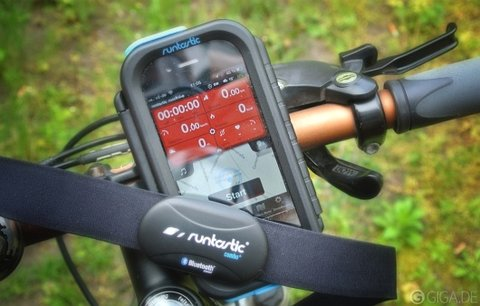 runtastic-Fahrrad-iPhone