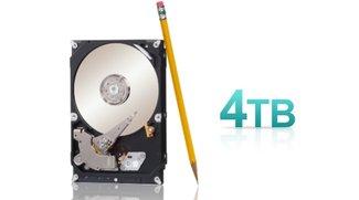 Festplatte mit 4 TB: Seagate Video 3.5 HDD vorgestellt