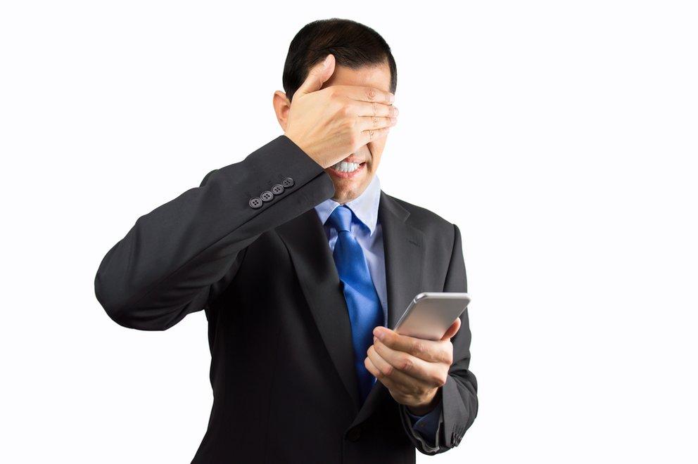 iPhone geht nicht